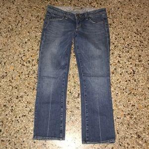 Paige Capri Jeans Size 26 Laurel Canyon